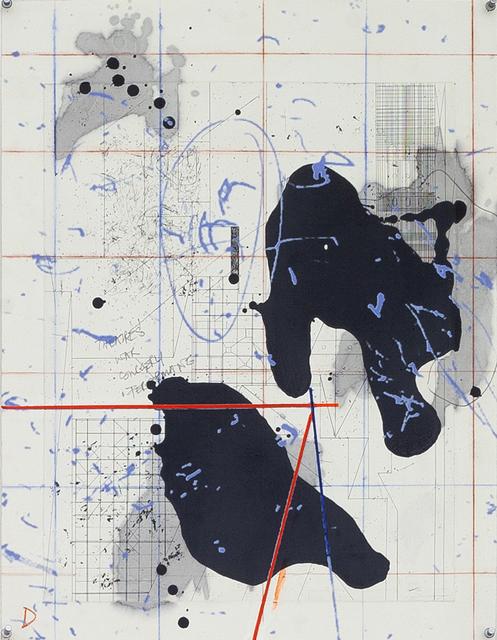 Stephen Hobbs, 'Readmitted B', 2015-2019, David Krut Projects