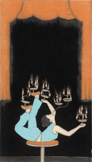 , 'Midnight Oil,' 2013, Galerie Ora-Ora