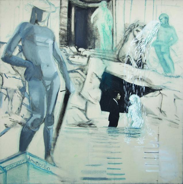 Carole Robb, 'Marcello & Donatello ', 2018, Denise Bibro Fine Art