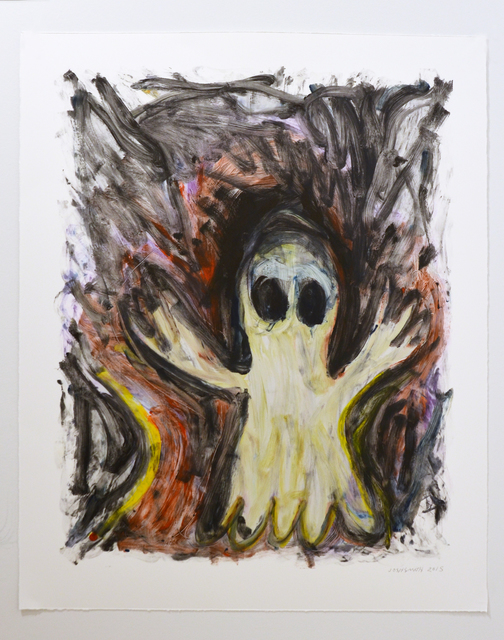, 'Ghost,' 2015, David Zwirner