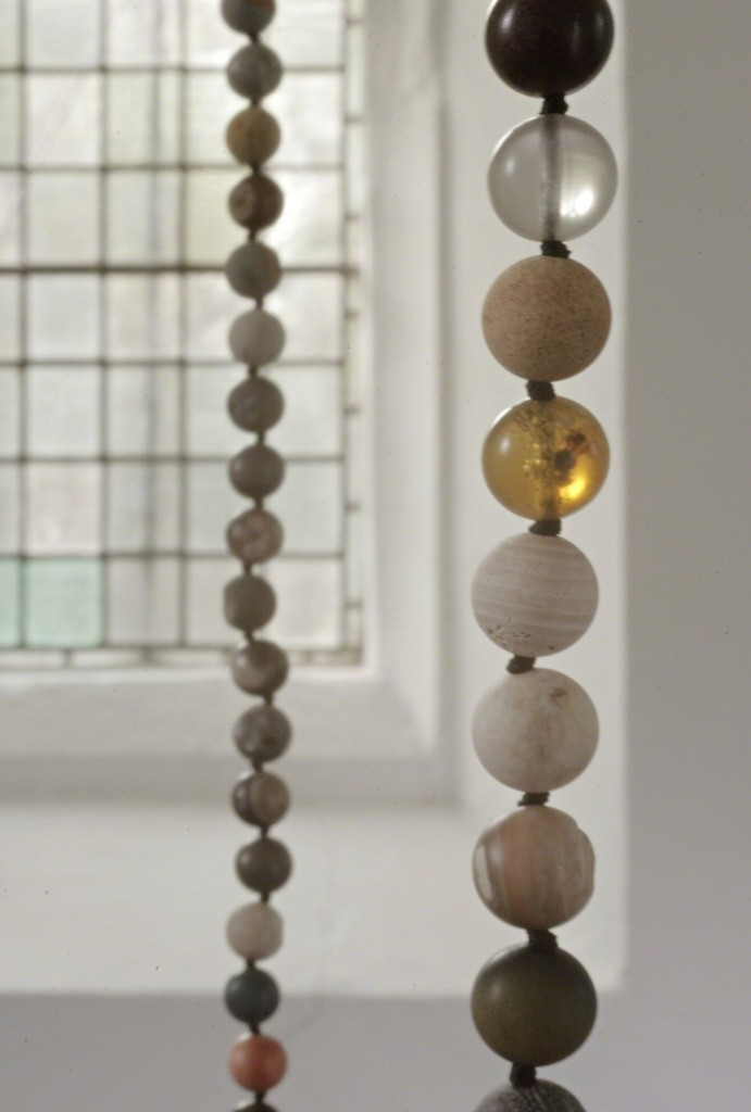 Katie Paterson, 'Fossil Necklace,' 2013, Ingleby Gallery