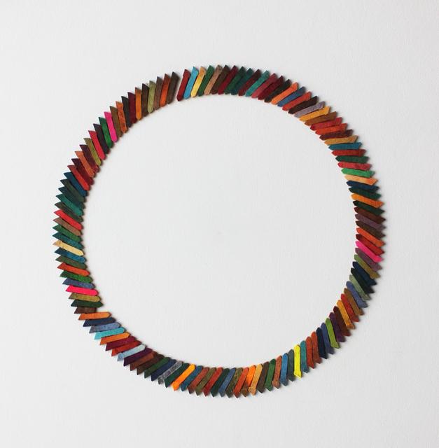 , 'Marker Nib Sphere,' 2015, Back Gallery Project