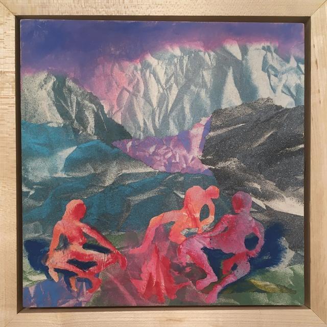 , 'Drunk with Liquid Love 2,' 2018, Deep Space Gallery