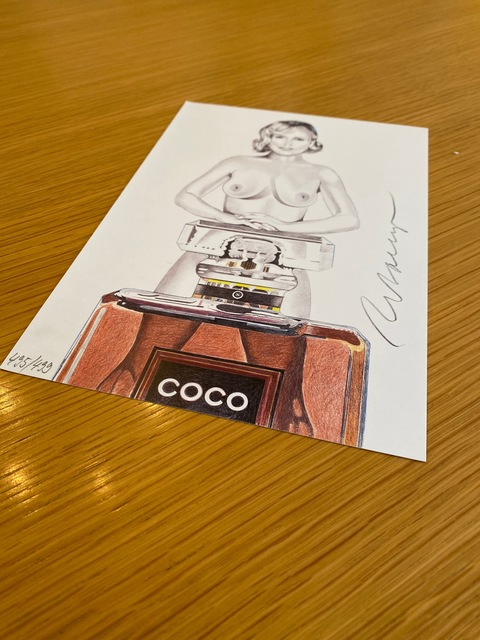 , 'Coco Cookie (Chanel),' 2015, Frank Fluegel Gallery