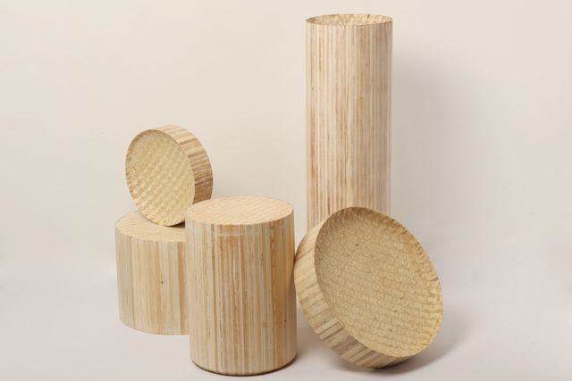 , 'Extrusion bowls, stool, high tray, and table,' 2012, Carwan Gallery