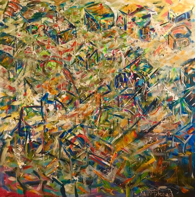, 'St Bernard Pass No.1,' 2017, Khawam Gallery