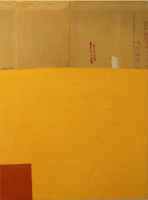 , 'Tumeric,' 2015, Modern West Fine Art