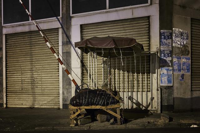 , 'SORRY WE'RE CLOSED #13 - Marché Sandaga de Dakar,' 2017, Galerie Number 8