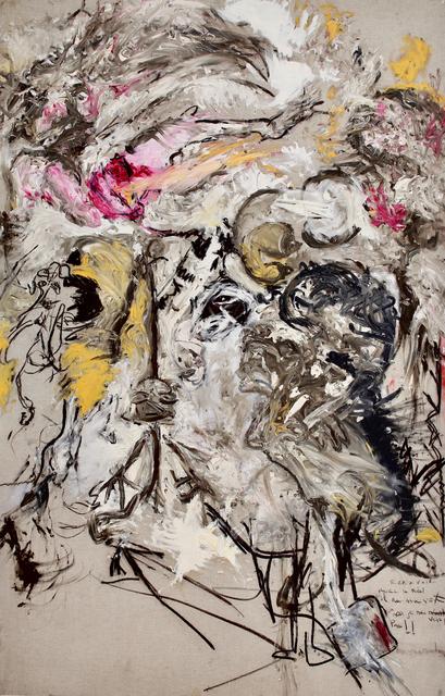, 'ŒDIPE ROI SUR LE TARMACADAM,' 2015, Galerie aKonzept