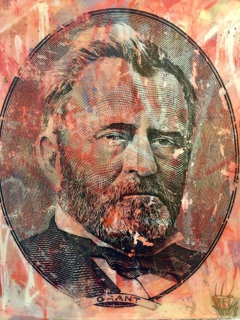 , 'Ulysses Grant,' 2018, World Trade Gallery