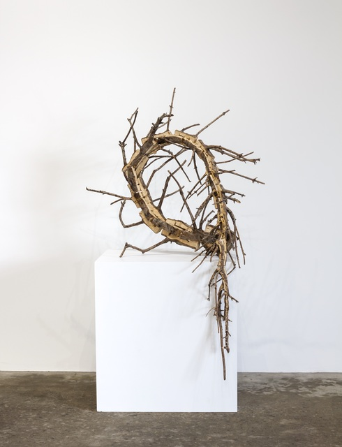, 'Tree Chain,' 2017, DENK Gallery