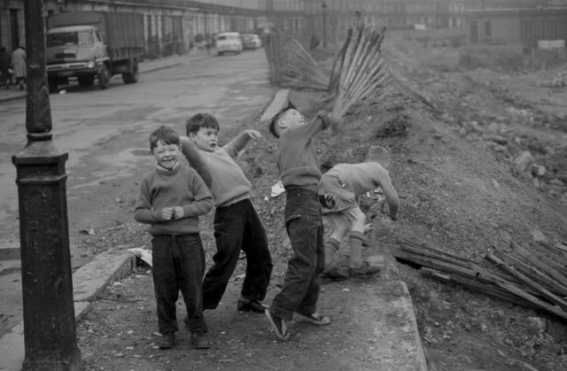 , 'Bomb Site Kids, West London,' ca. 1961, Gallery Vassie