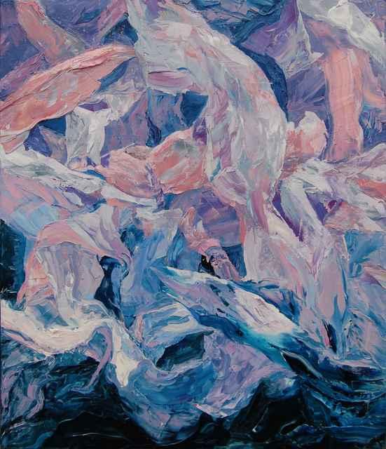 , 'Ultraviolet,' 2017, Hang Art