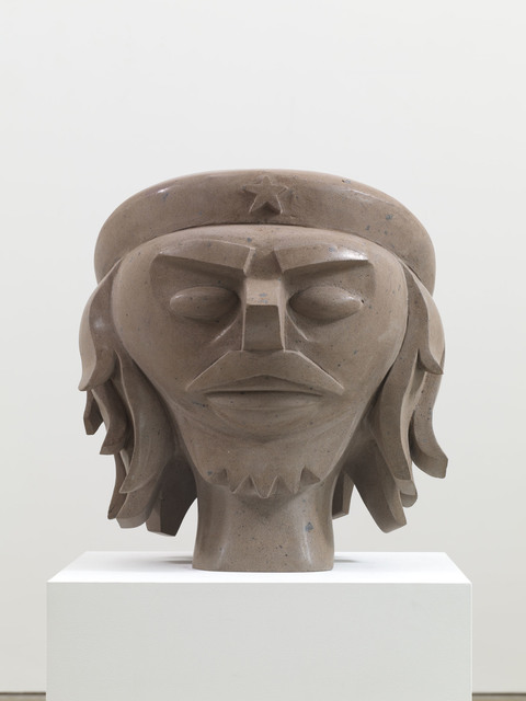 , 'Head of Che Guevara !!,' 2014, Lisson Gallery