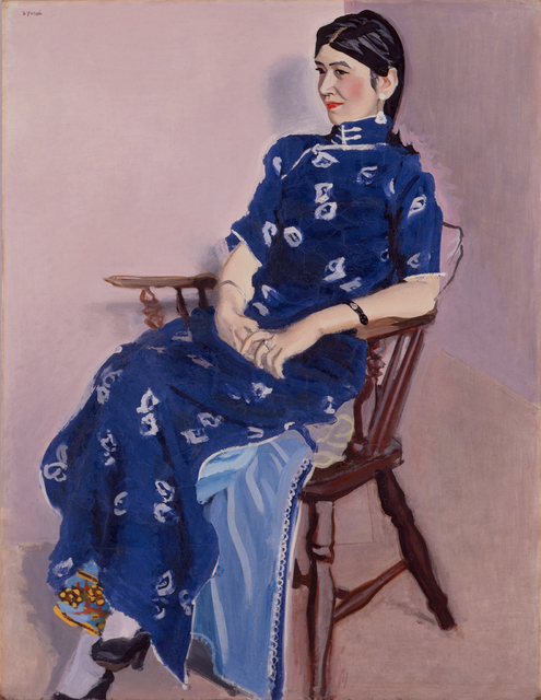 , 'Portrait of Chin-Jung,' 1934, The National Museum of Modern Art, Tokyo
