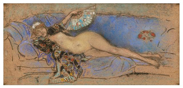 , ' Lapis Lazuli,' 1885-1886, Isabella Stewart Gardner Museum