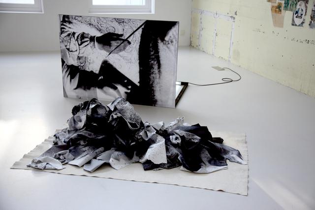 , 'Imprinted Mater (N2),' 2017, ZMUD