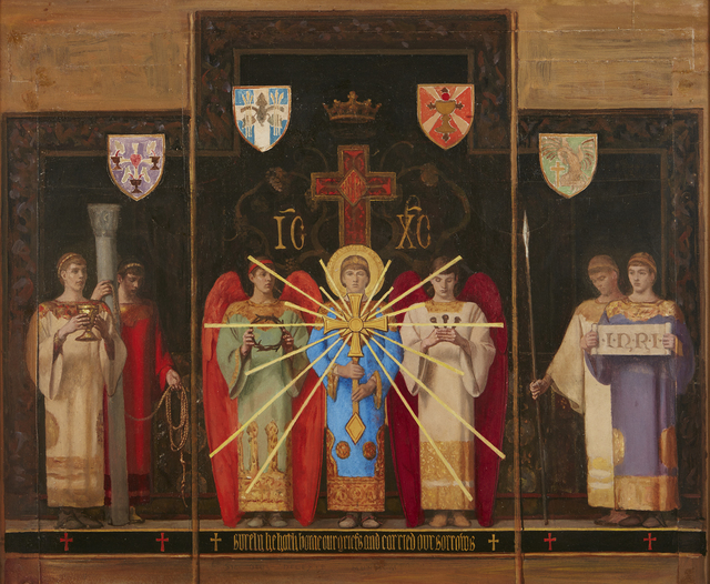 , 'Study for Altarpiece,' ca. 1940, Childs Gallery