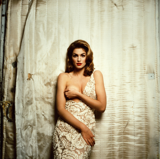, 'Cindy Crawford,' 1992, CAMERA WORK