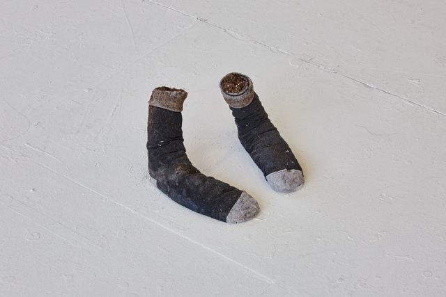 , 'flat peat,' 2018, Charlie Smith London