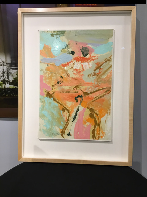 , 'Untitled (Woman study),' 1965, Think + Feel Contemporary