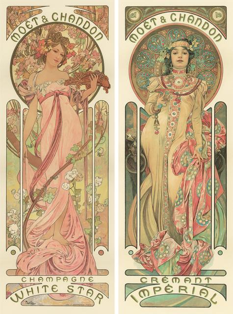 , 'Moët & Chandon.,' 1899, Rennert's Gallery