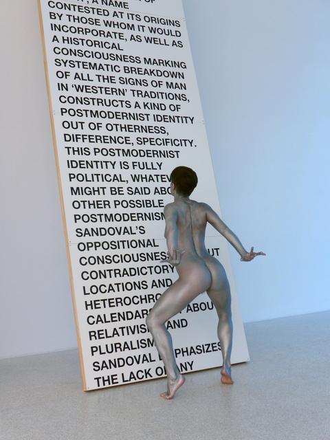 , 'Teeth gums machines future society (photographs),' 2017, Galerie Emanuel Layr
