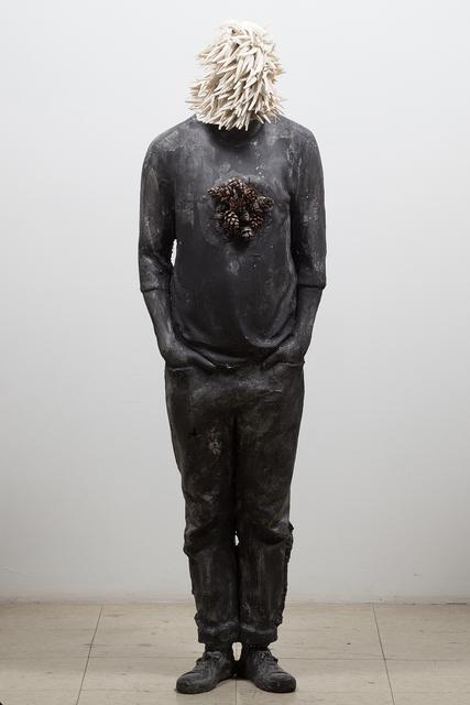 , 'Mon mammifère préféré (cônes 6),' 2017-2018, Art Mûr