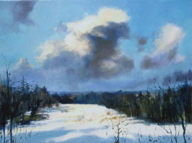 Cliff Turner, 'Taylor Field Winter', 2019, Gallery 78