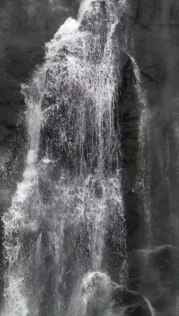 , 'Taiwan Sound Map Project Edition - Waterfall 002,' 2016-2018, Lin & Lin Gallery
