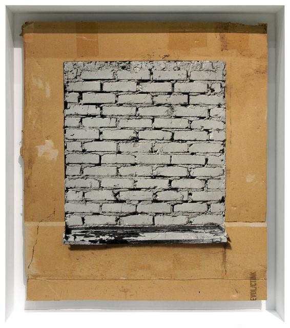 , 'Broken Window (Praxis),' 2015, Jonathan LeVine Projects