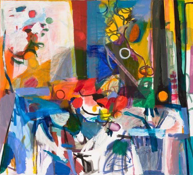 , 'Homage,' 2017, Hollis Taggart Galleries