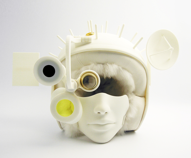 Ted Noten, 'Seven Necessities - Trophy Helmet,' 2012, Ornamentum