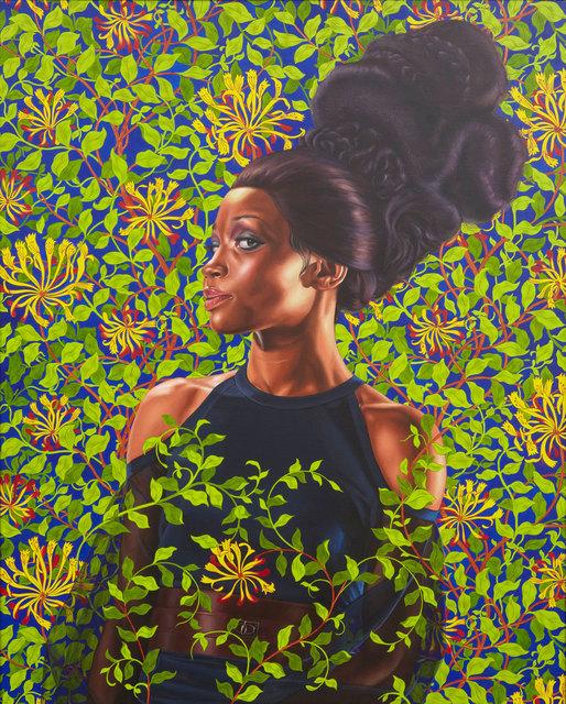 , 'Shantavia Beale II,' 2012, Brooklyn Museum