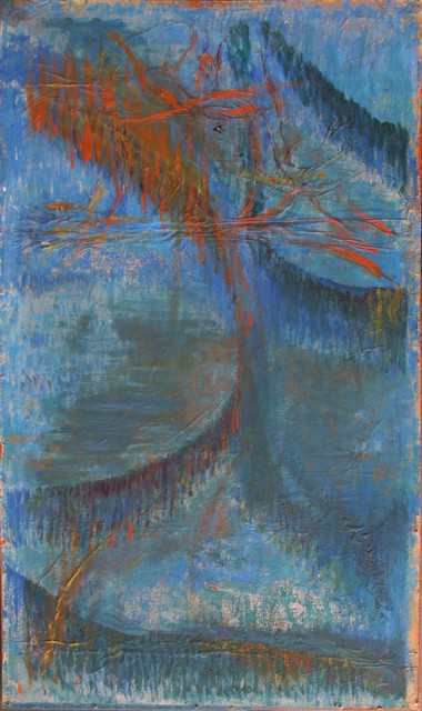 , 'El profeta,' 1962, Galeria Oscar Roman