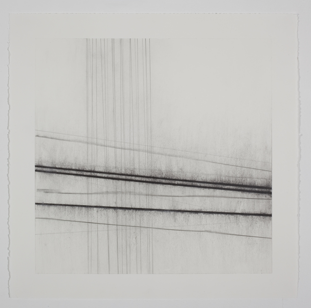 Fiona Robinson, 'Fifth Nocturne', 2011, Drawing, Collage or other Work on Paper, Charcoal, graphite and mixed media, The Drawing Works