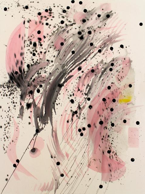 , 'Untitled (Pink India),' 2017, Galerie Antoine Ertaskiran