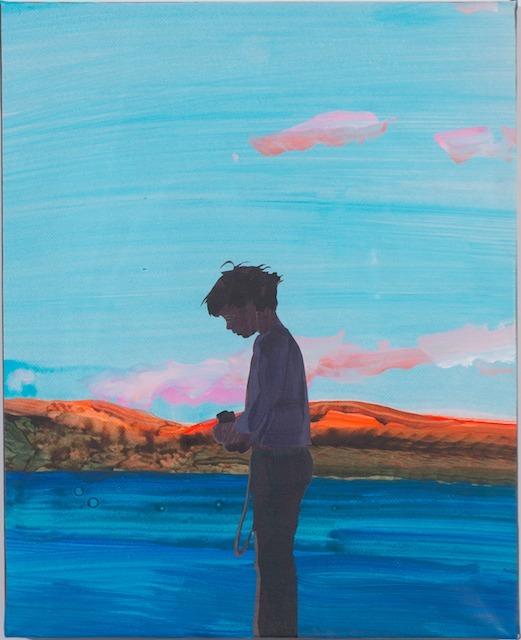 , 'Lake Light,' 2015, De Buck Gallery