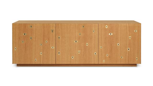 , 'Locks Cabinet,' 2013, Cristina Grajales Gallery