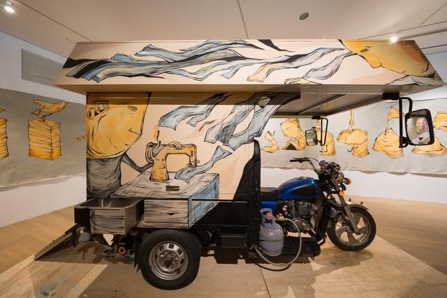, 'Street Explorer,' 2016, Liang Gallery