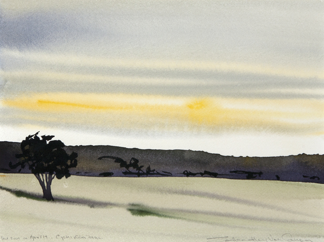, 'Low Sun on April 19,' , Dowling Walsh