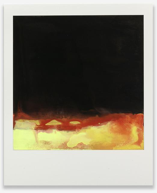 , 'Polaroid-Painting # 11,' 2012, KÖNIG GALERIE