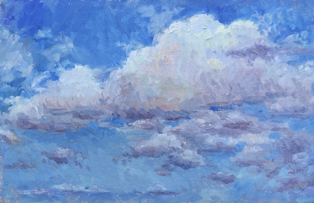 Tina Orsolic Dalessio, 'Cloud Study', 2019, Grenning Gallery