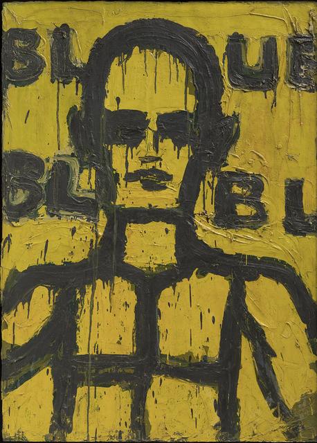 , 'Milford Head (Blue),' 1965, David Klein Gallery