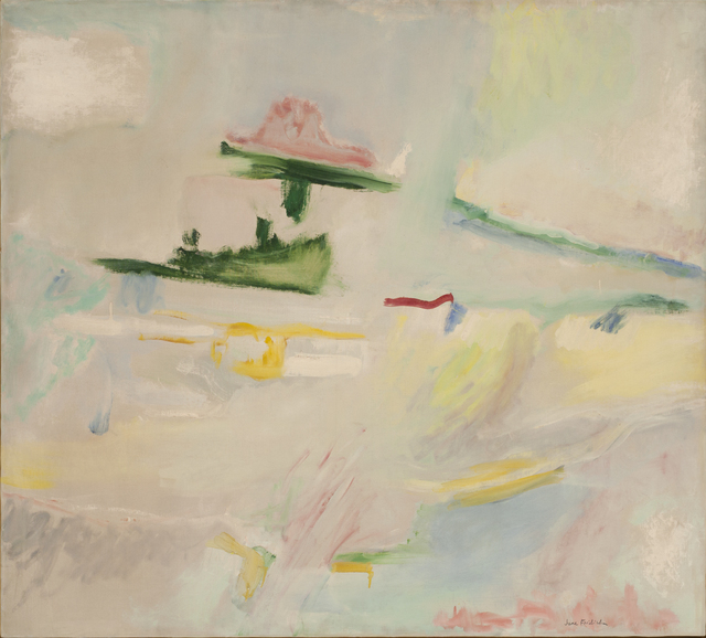 , 'The Sky,' ca. 1960, Helen Frankenthaler Foundation