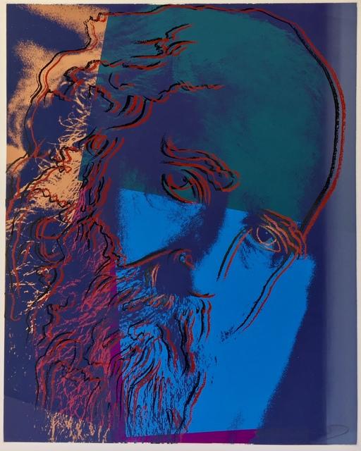 Andy Warhol, 'Martin Buber', 1980, DANE FINE ART