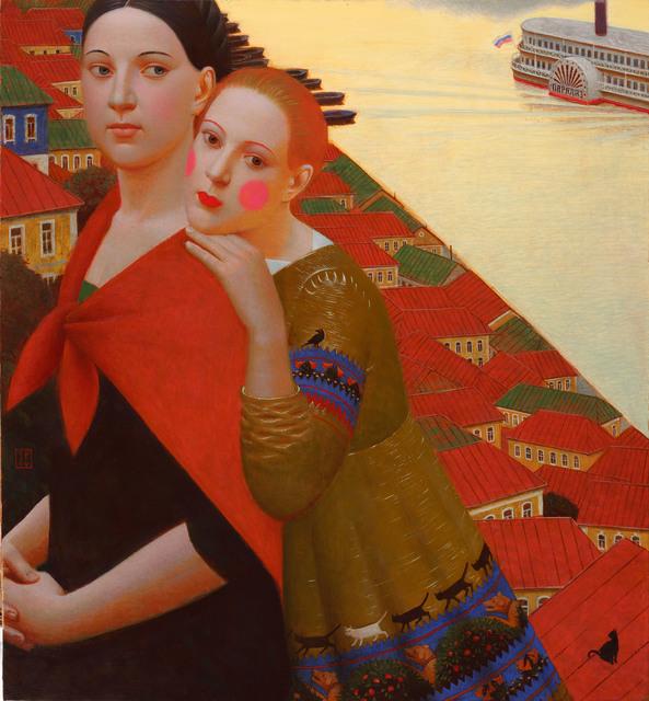 , 'Volga Matushka (Mother Volga),' , Dorothy Circus Gallery