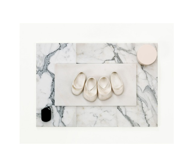 , 'A_C_N2014 Marble and Shoes,' 2014, Yeo Workshop