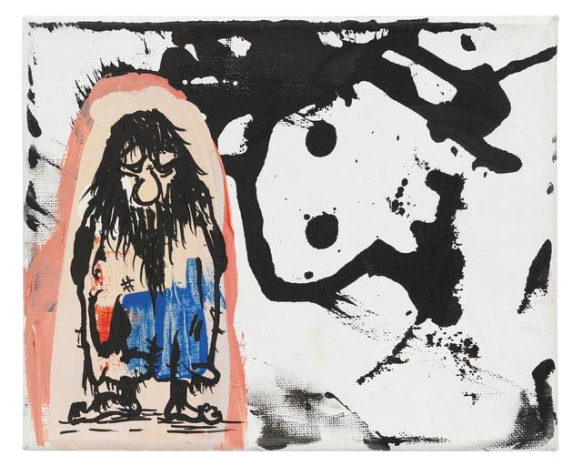 Thaddeus Strode, 'Cease to exist #2', 2018, Tatjana Pieters