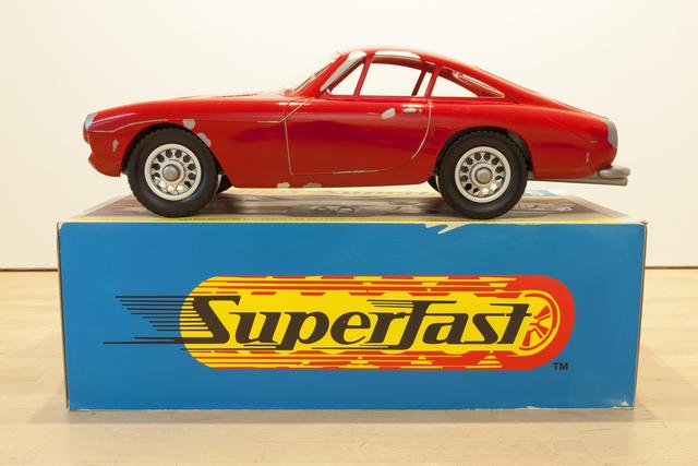 , 'Mnemonic Vehicle No. 1 (Ferrari) (Mnemonic Vehicles Series),' 2014, Ben Brown Fine Arts